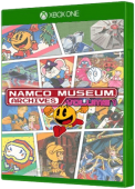 Namco Museum Archives Vol 1 Xbox One Cover Art