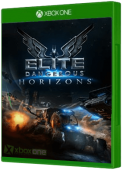 Elite Dangerous - Horizons: The Commanders Title Update Xbox One Cover Art