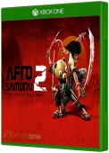 Afro Samurai 2 Xbox One Cover Art