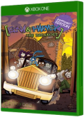 Edna & Harvey: The Breakout - Anniversary Edition Xbox One Cover Art