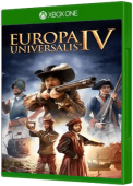 Europa Universalis IV Xbox One Cover Art