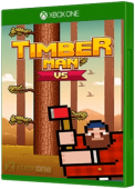 Timberman VS Xbox One Cover Art