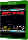 Spacejacked Xbox One Cover Art