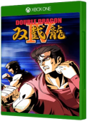 Double Dragon 4 Xbox One Cover Art