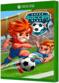 Super Soccer Blast Xbox One Cover Art