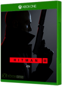 HITMAN 3 Xbox One Cover Art