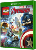 LEGO Marvel's Avengers Xbox One Cover Art