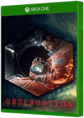 Observation Xbox One Cover Art