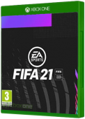 FIFA 21 video game, Xbox One, xone