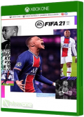 FIFA 21 Xbox One Cover Art