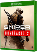 Sniper: Ghost Warrior Contracts 2 video game, Xbox One, Xbox Series X|S