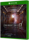Resident Evil 0 HD Xbox One Cover Art