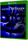 Five Nights at Freddy's: Sister Location Xbox One Cover Art