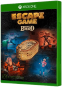 Escape Game Fort Boyard Xbox One Cover Art