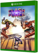 Clash Force Xbox One Cover Art