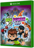 Ben 10 Power Trip! Xbox One Cover Art