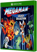 Mega Man Legacy Collection Xbox One Cover Art