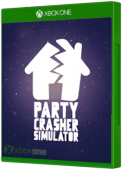 Party Crasher Simulator Xbox One Cover Art