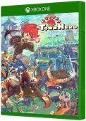Little Town Hero Xbox One Cover Art