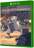 Robozarro Xbox One Cover Art