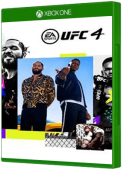 EA Sports UFC 4 video game, Xbox One, xone