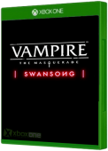 Vampire: The Masquerade - Swansong Xbox One Cover Art