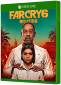 Far Cry 6 Xbox One Cover Art