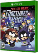 South Park: The Fractured but Whole Xbox One Cover Art