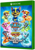 Paw Patrol Mighty Pups: Save Adventure Bay video game, Xbox One, xone