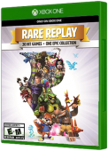 RARE Replay Xbox One Cover Art