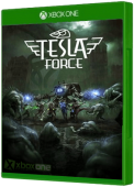Tesla Force Xbox One Cover Art