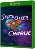 Space Otter Charlie Xbox One Cover Art