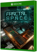 Fractal Space Xbox One Cover Art