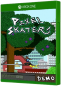 Pixel Skater Xbox One Cover Art