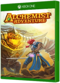 Alchemist Adventure Xbox One Cover Art