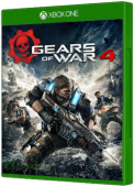 Gears of War 4 Xbox One Cover Art