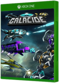 Galacide Xbox One Cover Art