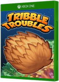 Tribble Troubles Xbox One Cover Art