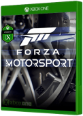 Forza Motorsport 2020 Xbox One Cover Art