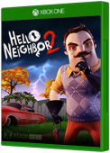 Hello Neighbor 2 Xbox One Cover Art
