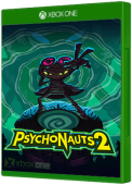 Psychonauts 2 video game, Xbox One, Xbox Series X|S