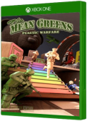 The Mean Greens: Plastic Warfare Xbox One Cover Art