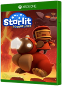 Starlit Adventures Xbox One Cover Art