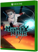 Mystery Mine Xbox One Cover Art