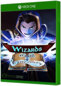 Wizards: Wand of Epicosity Xbox One Cover Art