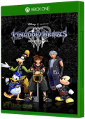 Kingdom Hearts III Xbox One Cover Art