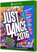 Just Dance 2016 Xbox One Cover Art
