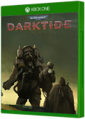 Warhammer 40,000: Darktide Xbox One Cover Art