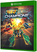 Quantum Rush: Champions Xbox One Cover Art