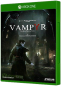 Vampyr Xbox One Cover Art